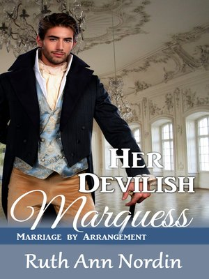 cover image of Her Devilish Marquess