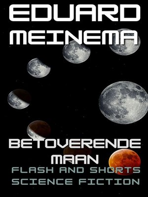 cover image of Betoverende maan