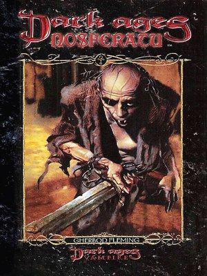 cover image of Dark Ages Clan Novel Nosferatu