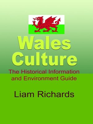 cover image of Wales Culture