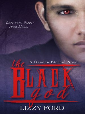 cover image of The Black God (#2, Damian Eternal Series)