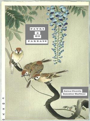 cover image of Patri e os pardais