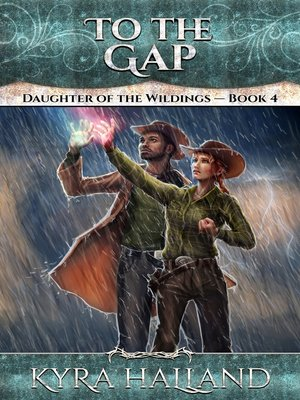 cover image of To the Gap (Daughter of the Wildings #4)