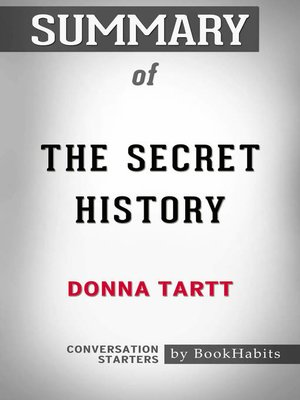 cover image of The Secret History