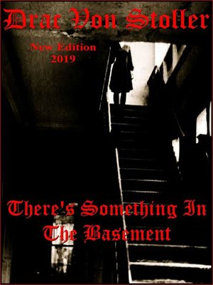 cover image of There's Something in the Basement