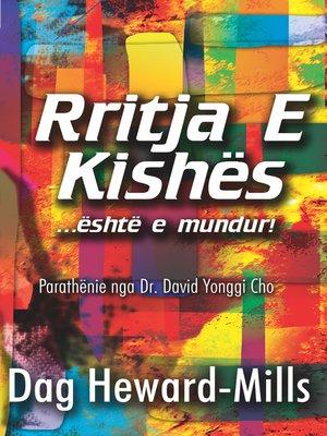 cover image of Rritja e Kishës