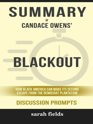 cover image of Summary of Blackout