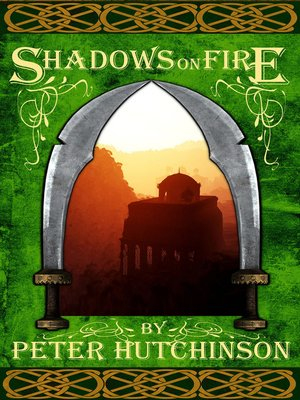 cover image of Shadows on Fire