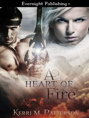 cover image of A Heart of Fire