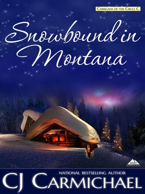 cover image of Snowbound in Montana