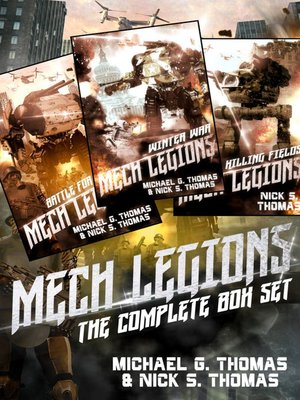 cover image of Mech Legions