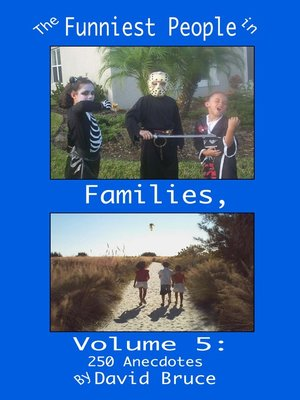 cover image of The Funniest People in Families, Volume 5