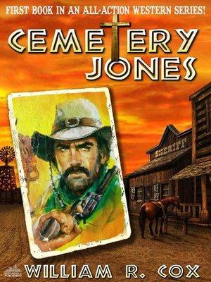 cover image of Cemetery Jones 1