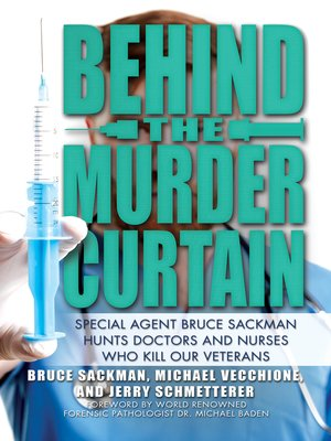 cover image of Behind the Murder Curtain