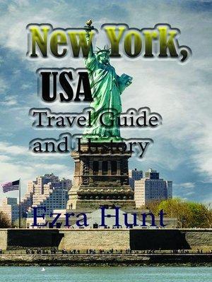 cover image of New York, USA