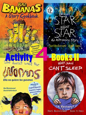 cover image of 4 Activity Books Volume II
