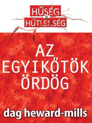 cover image of Az Egyikőtök Ördög