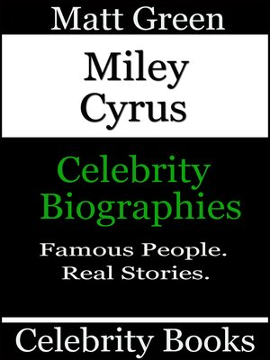 cover image of Miley Cyrus