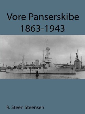 cover image of Vore Panserskibe 1863-1943