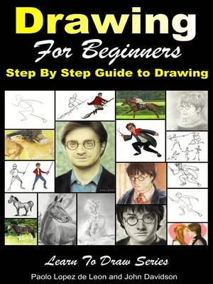 cover image of Drawing for Beginners