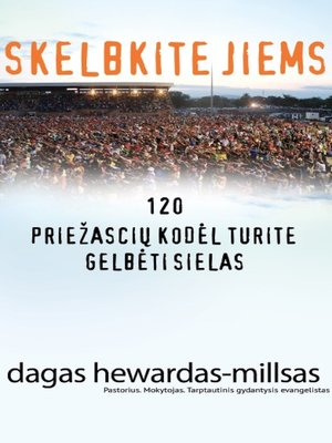 cover image of Skelbkite jiems