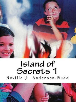 cover image of Island of Secrets 1