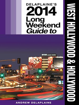 cover image of West Hollywood & Hollywood
