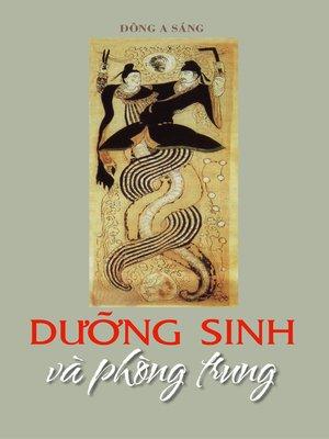 cover image of Dưỡng sinh và phòng trung