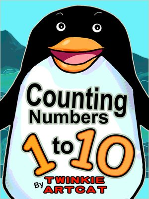 cover image of Counting Numbers 1 to 10