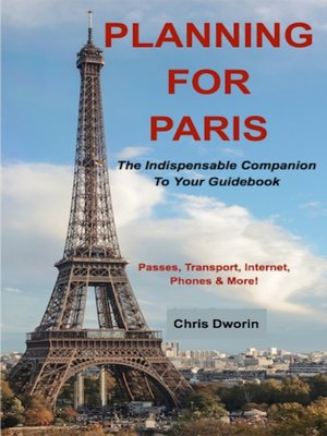 cover image of Planning for Paris