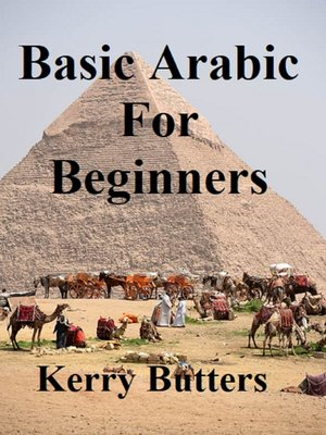 cover image of Basic Arabic For Beginners.