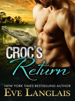 cover image of Croc's Return