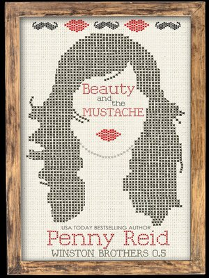 cover image of Beauty and the Mustache