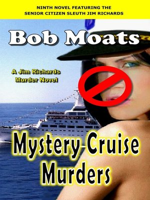 cover image of Mystery Cruise Murders