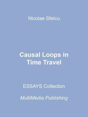 cover image of Causal Loops in Time Travel