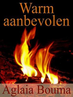 cover image of Warm aanbevolen