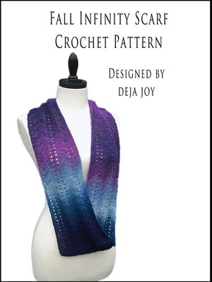 cover image of Fall Infinity Scarf