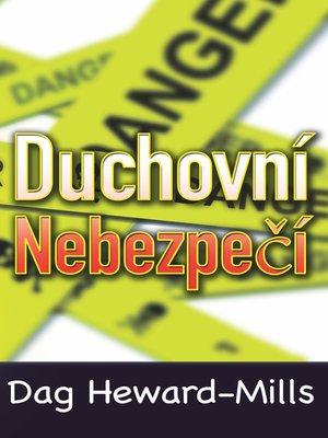 cover image of Duchovní nebezpečí