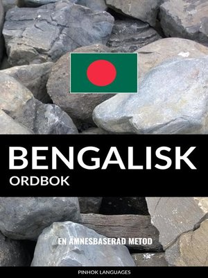 cover image of Bengalisk ordbok