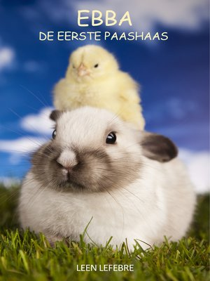 cover image of Ebba, de eerste paashaas