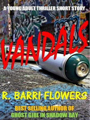 cover image of Vandals (A Young Adult Thriller Short Story)