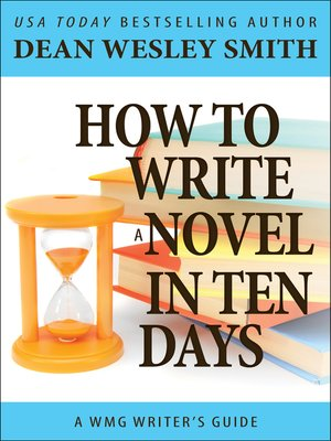 cover image of How to Write a Novel in Ten Days