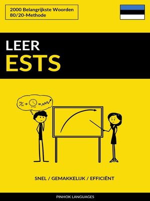 cover image of Leer Ests