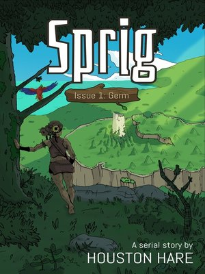 cover image of Sprig (Issue 1--Germ)
