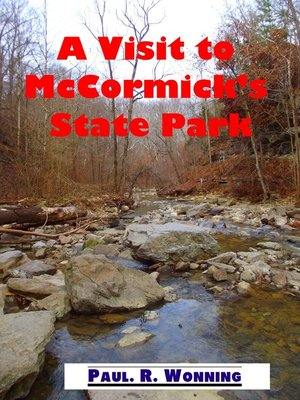 cover image of A Visit to McCormick's State Park