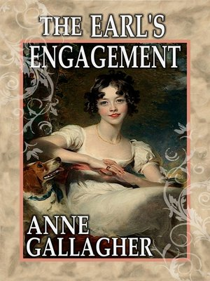 cover image of The Earl's Engagement (The Reluctant Grooms Series Volume V)