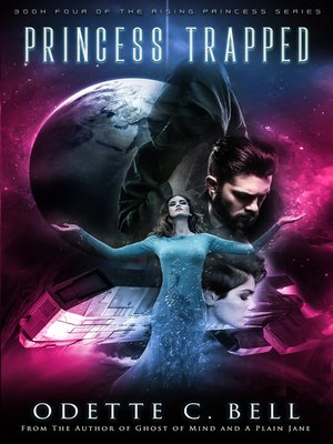 cover image of A Princess Trapped