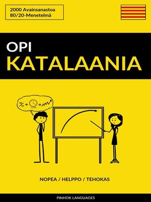 cover image of Opi Katalaania