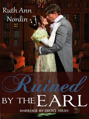 cover image of Ruined by the Earl
