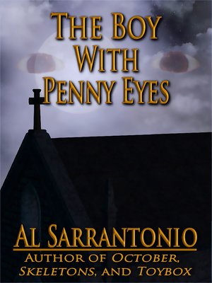cover image of The Boy With Penny Eyes